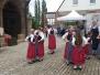 2018-07-22 Kindertanzgruppe beim Heimatverein Markt Erlbach