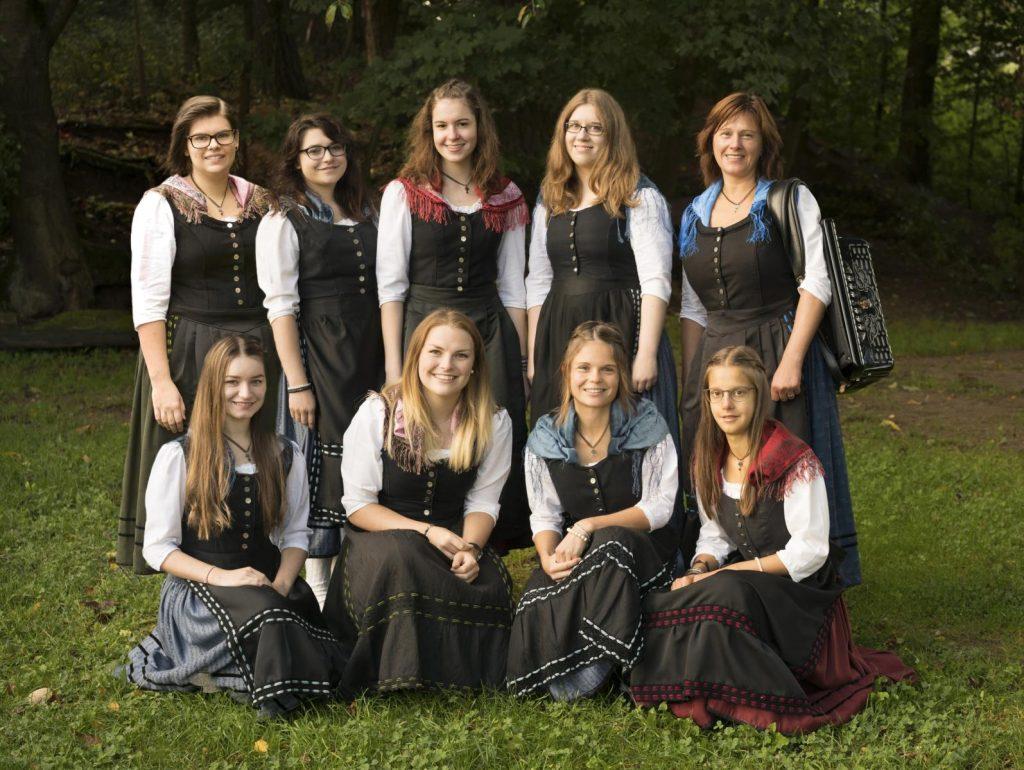 Gruppenbild Eschenbacher Madli